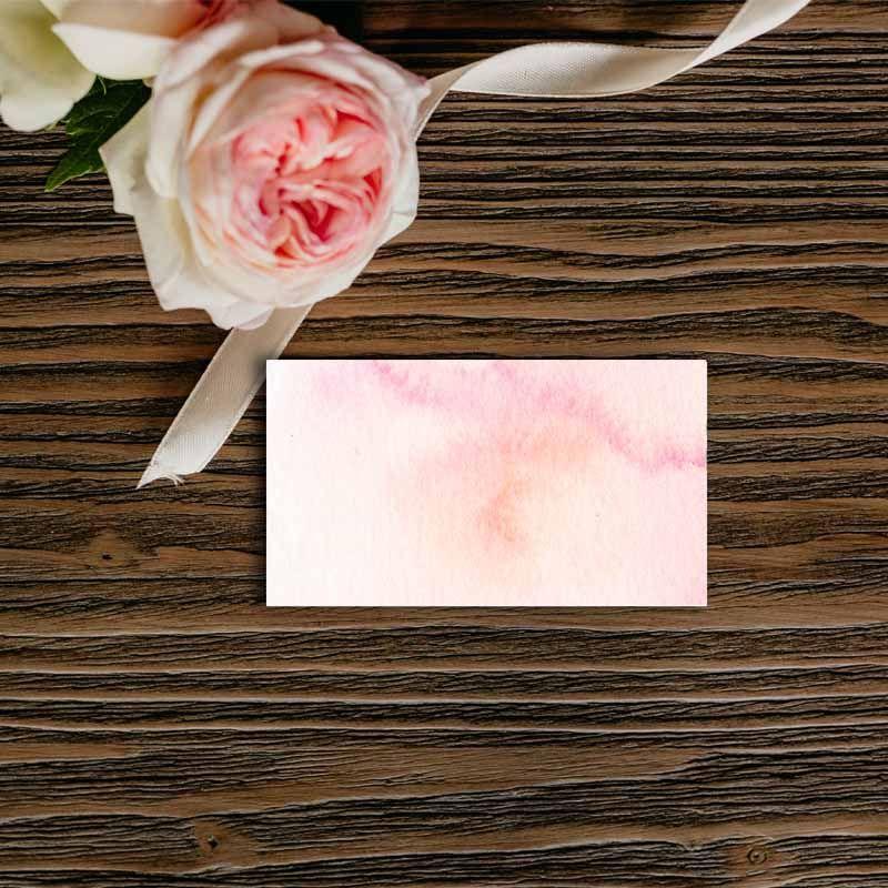Lista detalle boda flores acuarela rosas a juego tus invitaciones de boda