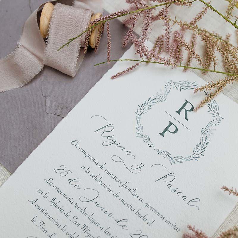 Invitación 'Régine'