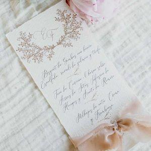 menu boda artesanal