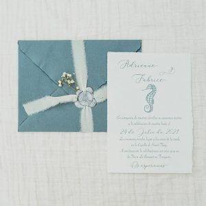 Invitacion de boda Adrienne