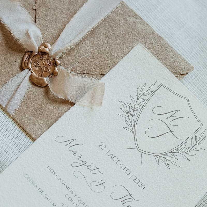 invitacion boda margot
