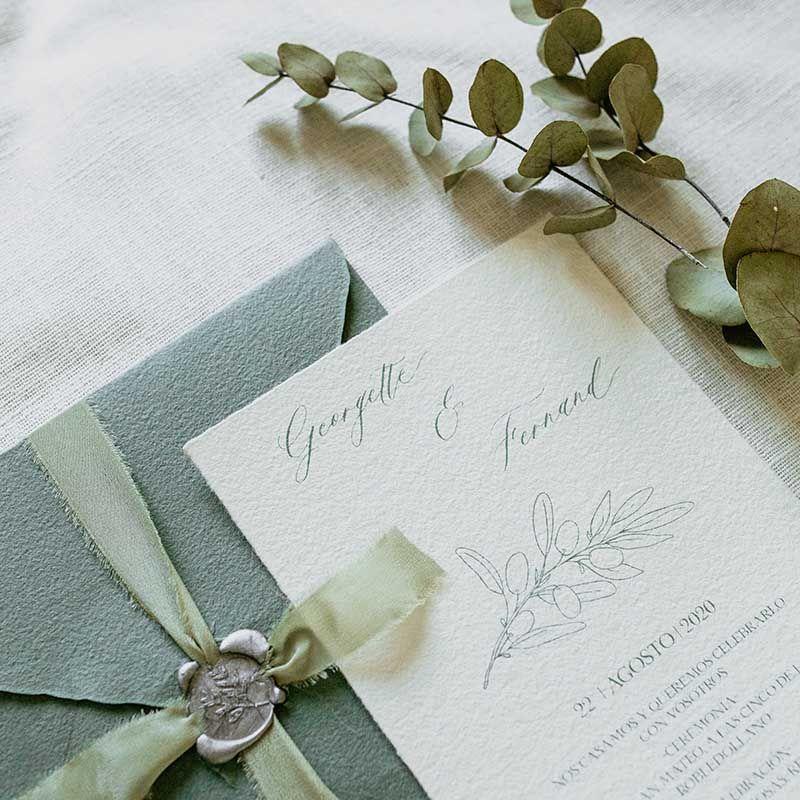 Invitacion olivo