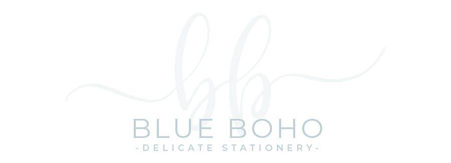 Blue Boho